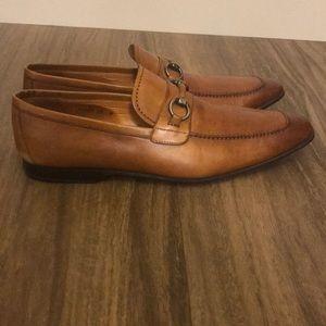 Men's Magnanni for Saks 5th Ave Slip On Loafer